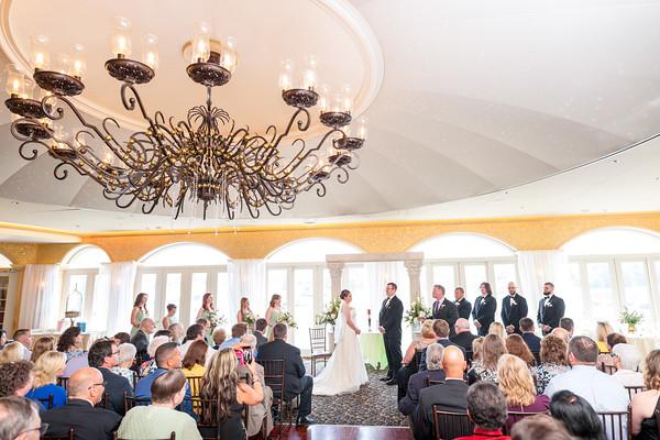 Andrea & Tom's Chesapeake Inn Wedding