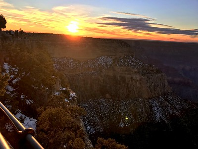 South Rim, Grand Canyon. Jan 2020-PUBLIC