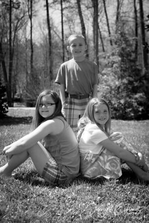 Kids Spring Pics 2013