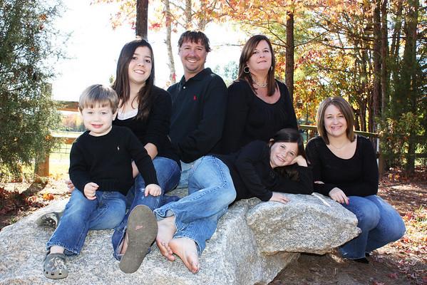 The Maner Family