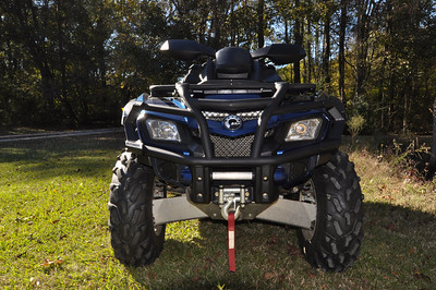 2011 Can Am Outlander Max Limited 800