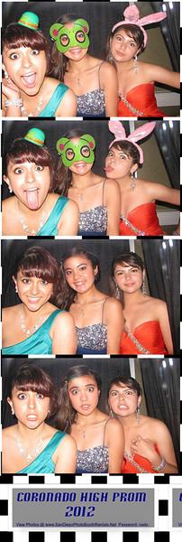 Coronado HS Prom 5.12.12
