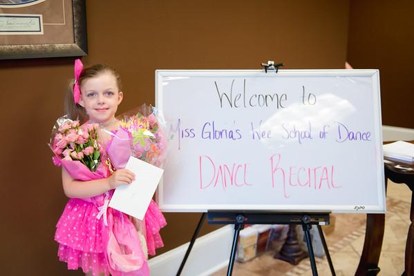 Haley's Dance Recital