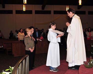 Easter Vigil 2012