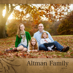 Altman Final Album Print