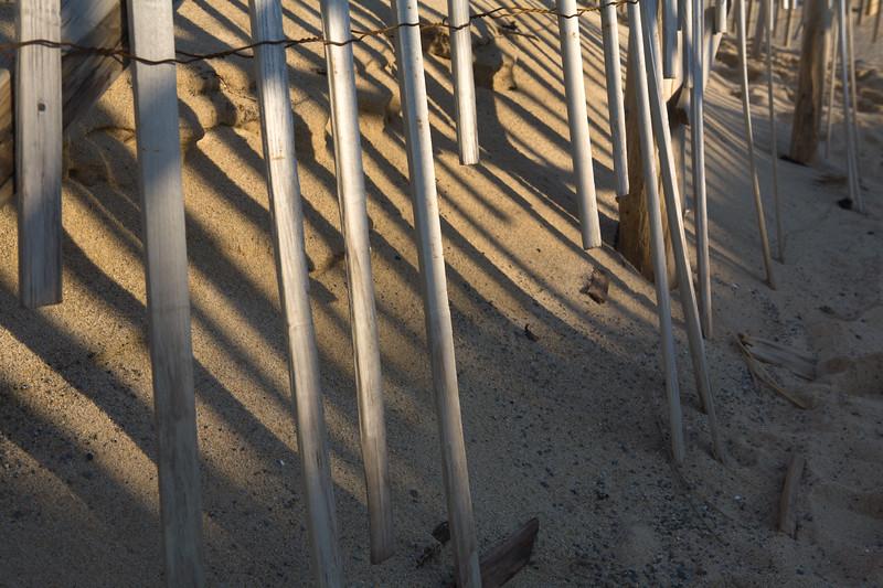 Beach Fence II