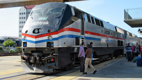 April 2017 Amtrak Adventure