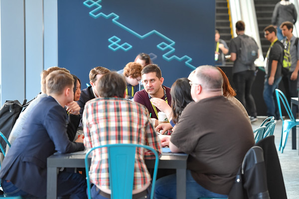 Microsoft Lobby Lounge