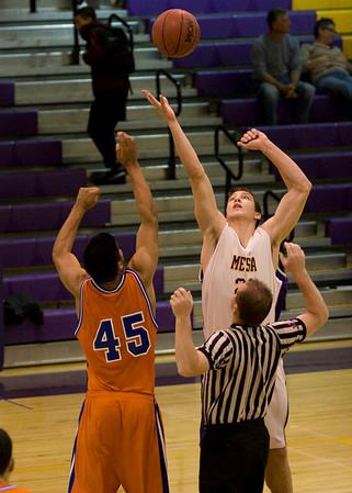 Mesa High Basketball