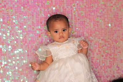 Baby Lucy's 1st Birthday