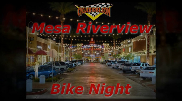 Mesa Riverview Bike Night Fusion Video 2011