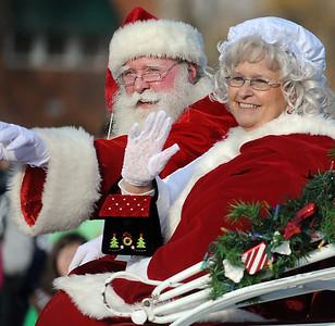 Mauldin Christmas Parade