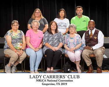 101 Lady Carriers Club