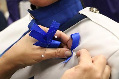 District Showcase Blue Ribbon Pinning 11/17/16