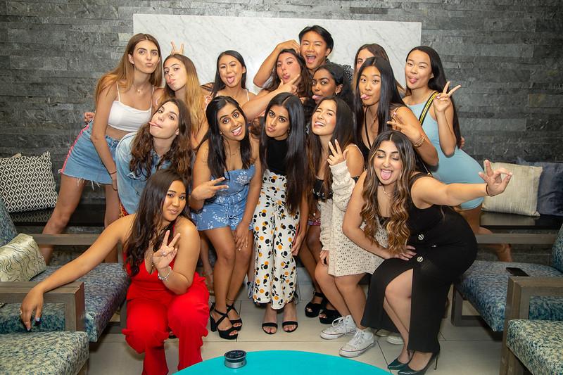 Simran's Graduation Party 2019