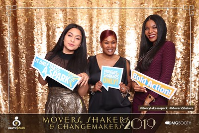 2019.04.12 youthSpark Movers, Shakers & Changemakers