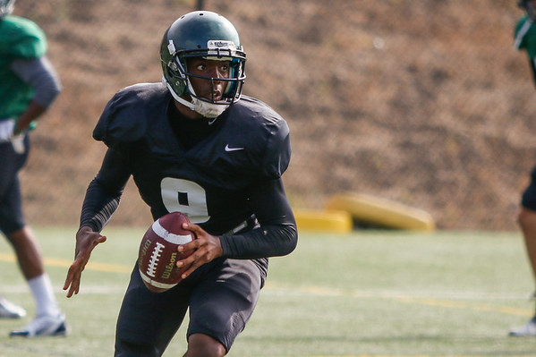 8/9/2014 Cal Poly Football Practice