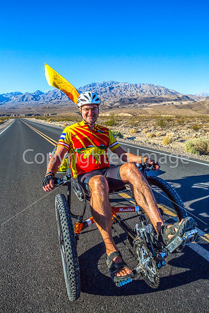 Cover Shot Possibilities – Recumbent Issue – Death Valley