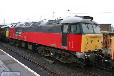 Tyseley Locomotive Works 2005