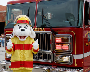 Station 33 Open House - 8/22/15