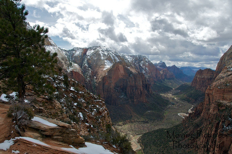 Zion National Park - Trail to Angel's Landing