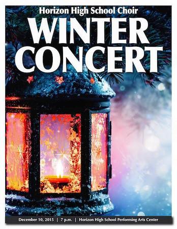 Winter Concert - 2015