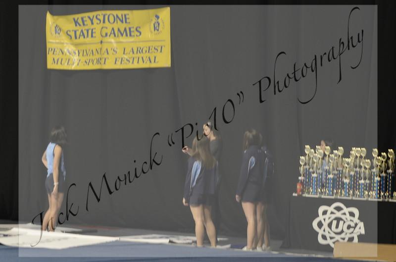 2012 UCA Keystone Championships