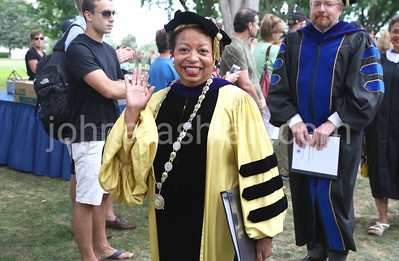 Trinity College - Convocation - August 28, 2014