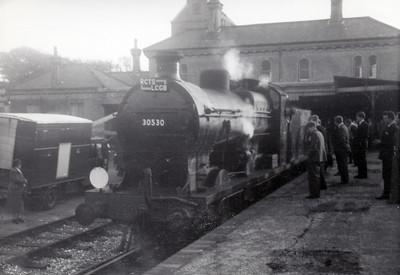 The Midhurst Belle 18th October 1964