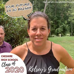 Kelsey's Graduation 2020
