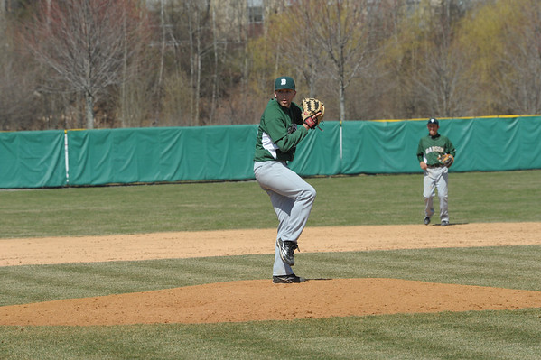 BABSON BASEBALL V WPI  COMPLETE GAME  3.27.2010   FIRST GAME