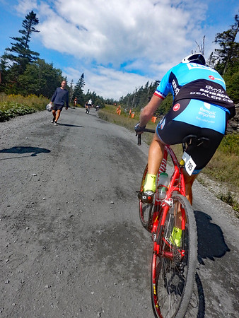 RACE TO THE TOP OF MOUNT MANSFIELD 2016