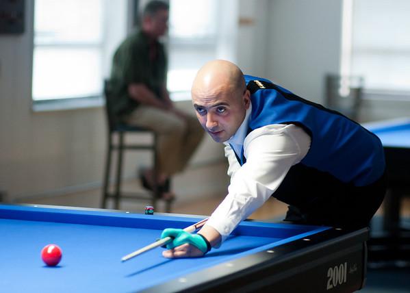 Amazin Billiards September 2013
