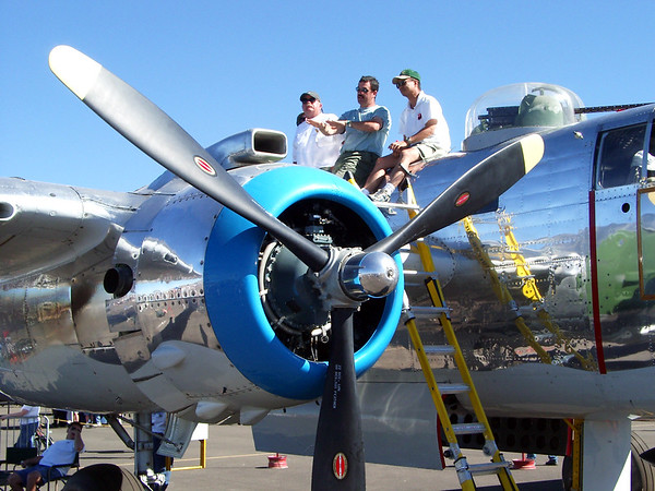 Reno Air Races, Sept. 13, 2003