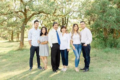 Ramirez Extended Family Session