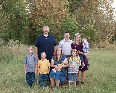 Buckner-Hunt Families