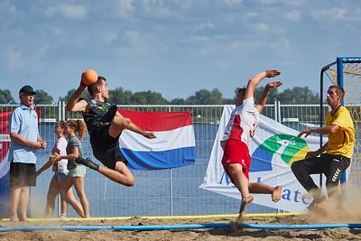 Molecaten NK Beach handball 2015 dag 1