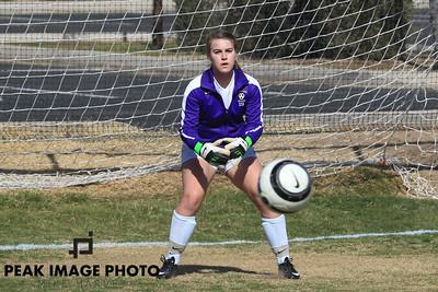Girls VAR SECOND ROUND vs Flagstaff