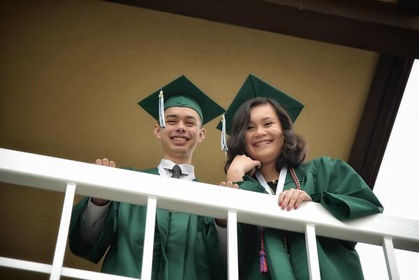 Ava Graduation