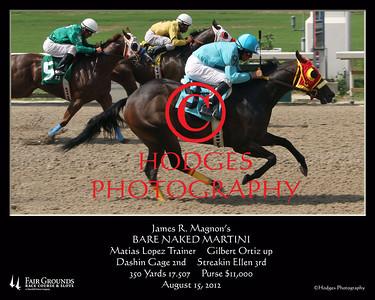2012 Quarter Horse Season