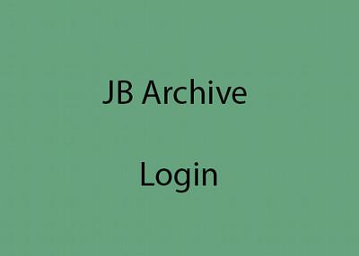 JB Archive