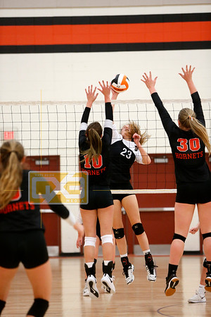 RC tny - C-FC vs Richland Center VB19