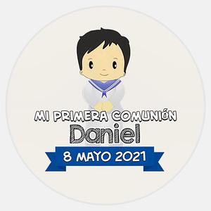 Comunión Daniel