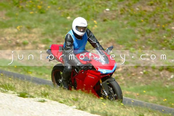 Ducati 1098s - Red