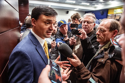 35219 Neal Brown Press Conference Jan 2019
