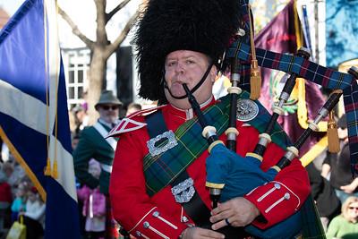 Scottish Christmas Walk (2015) - Alexandria Va.