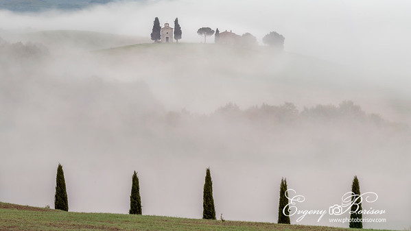 Mists of Tuscany