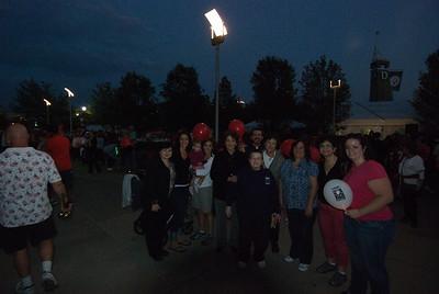 Community Life - Light The Night Walk - October 4, 2012