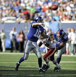 Giants - Redskins Home Opener