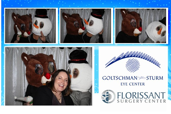 The Eye Center Holiday Party